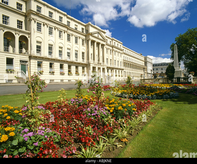 GB - GLOUCESTERSHIRE:  Municipal Offices at Cheltenham Spa - Stock-Bilder
