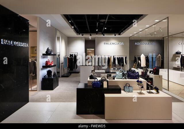 Balenciaga Store Stock Photos & Balenciaga Store Stock ...