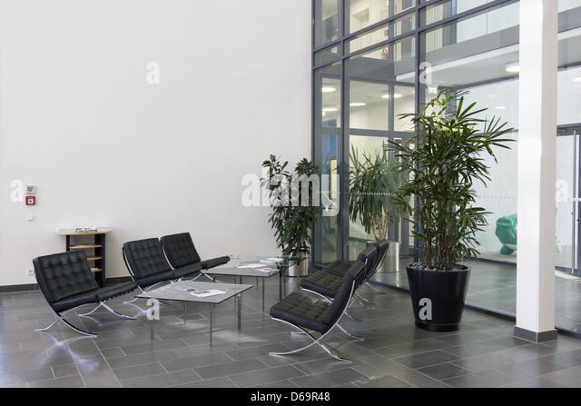 entrance hall,foyer - Stock Image