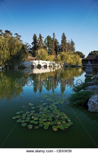 Huntington lake california stock photos huntington lake - Huntington beach botanical garden ...