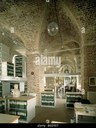Archive at Somerset House - Stock-Bilder