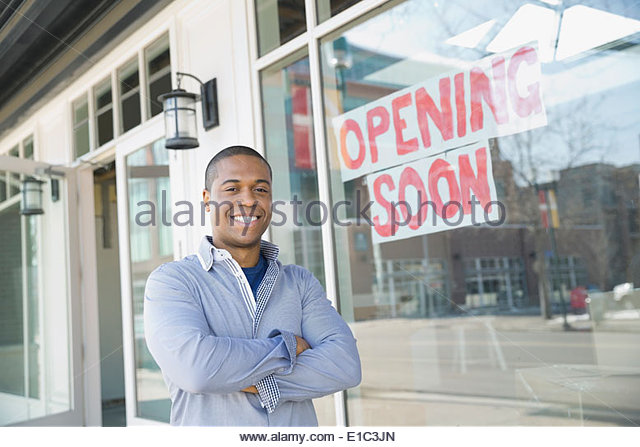 Grand opening sign stock photos grand opening sign stock for Opening a storefront business