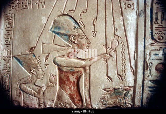 akhenaten and the hymn of aten The name aten also closely resmbles the hebrew word adonai which   psalm 104 and the great hymn to aten composed by akhenaten.