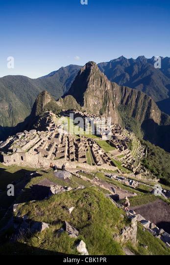 Machu Picchu, Peru' - Stock-Bilder