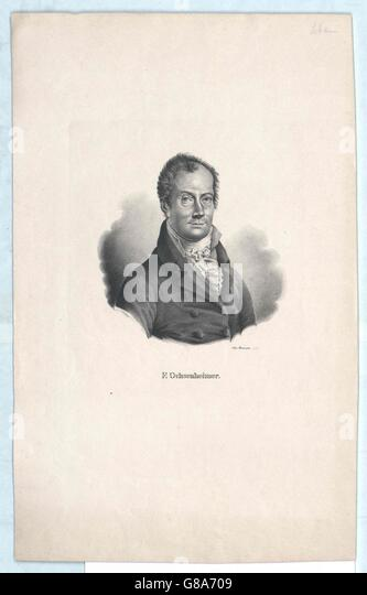 Ochsenheimer, Ferdinand - Stock Image