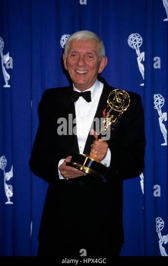 Producer Aaron Spelling at the 46th Annual Emmy Awards held in Pasadena Civic Auditorium in Pasadena CA September - Stock-Bilder