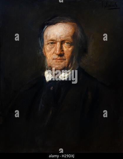 Richard Wagner Biography