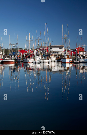 Ilwaco stock photos ilwaco stock images alamy for Ilwaco wa fishing charters