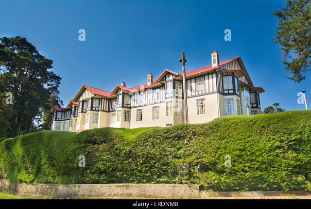 British colonial architecture sri lanka stock photos - Grand hotel sri lanka ...