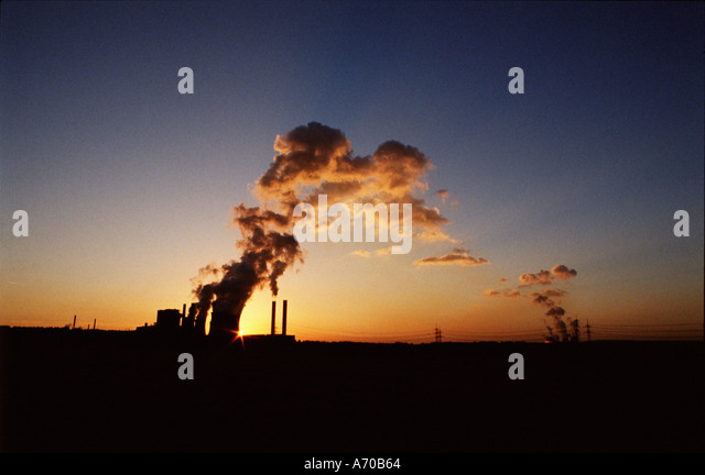 Oil Refinery - Stock-Bilder