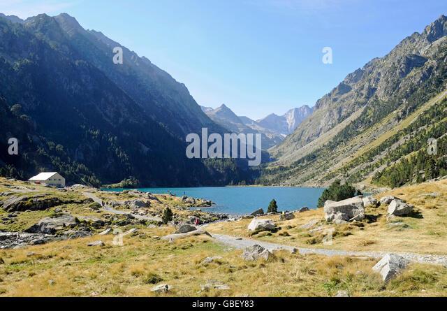 Gaube stock photos gaube stock images alamy - Lac de gaube ...