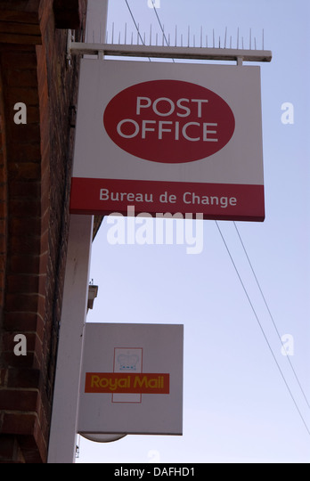 Firsts stock photos firsts stock images alamy - Post office bureau de change buy back ...