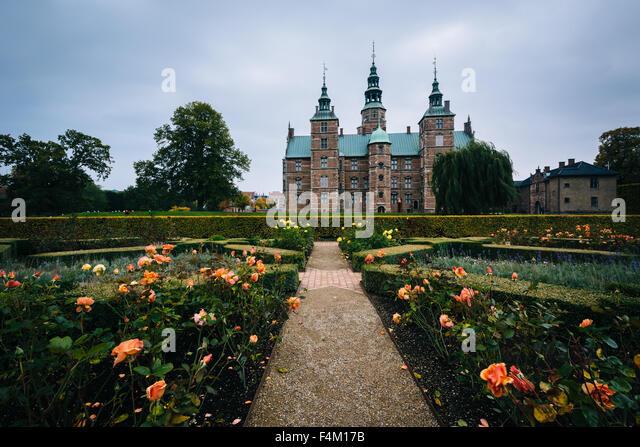 Rosenborg Castle Stock Photos & - 120.9KB