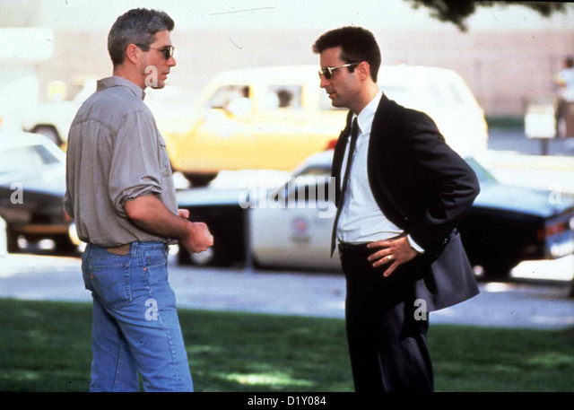Internal Affairs - Trau' Ihm, Er Ist Ein Cop  Internal Affairs  Richard Gere, Andy Garcia Zwischen Dennis Peck - Stock Image