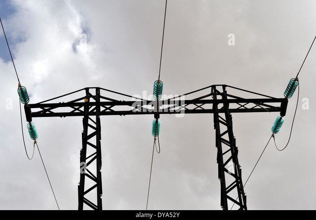 Insulators pylon stock photos insulators pylon stock for Power line insulators glass