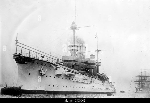 SS Fürst Bismarck - Stock-Bilder