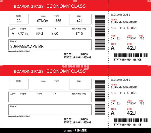 Boarding pass barcode stock photos boarding pass barcode for Airline tickets buy now pay later