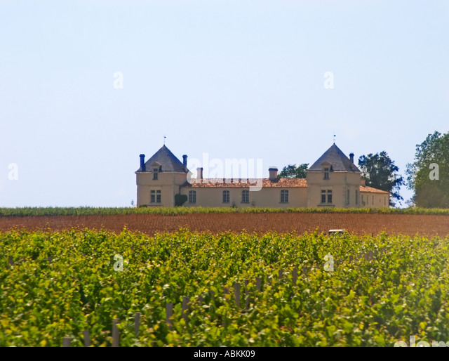 Saint-Estephe (Gironde) France  City new picture : Chateau Saint Estephe Medoc Stock Photos & Chateau Saint Estephe Medoc ...