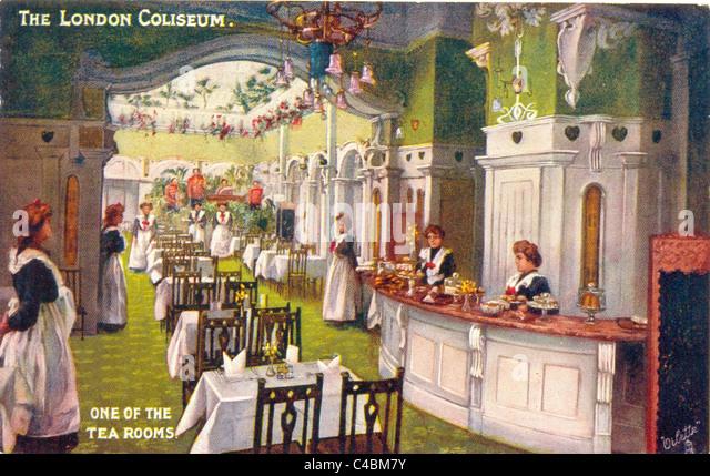 Victorian Tea Rooms Birmingham Afternoon Tea