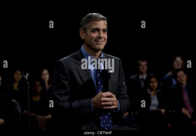 THE IDES OF MARCH (2011) GEORGE CLOONEY GEORGE CLOONEY (DIR) 002 MOVIESTORE COLLECTION LTD - Stock Image