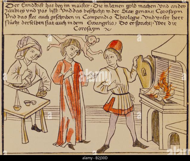 making gold as alchemist mop