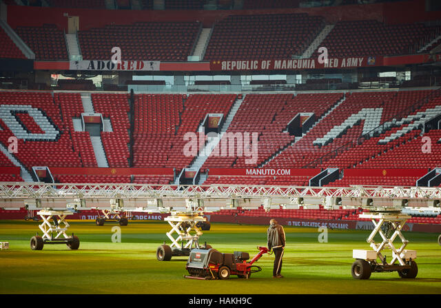 Aerating stock photos aerating stock images alamy for Gardening jobs manchester