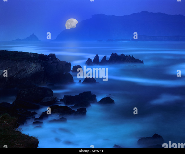 IE - KERRY: Sybil Head and Ballyferriter Bay - Stock Image