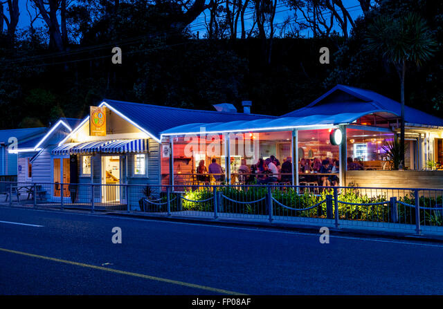 East St Cafe Restaurant And Bar Nelson
