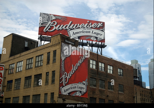 anheuser busch marketing advertising Anheuser-busch and bud light have always been known for their catchy advertising campaigns and commercials anheuser-busch spent.