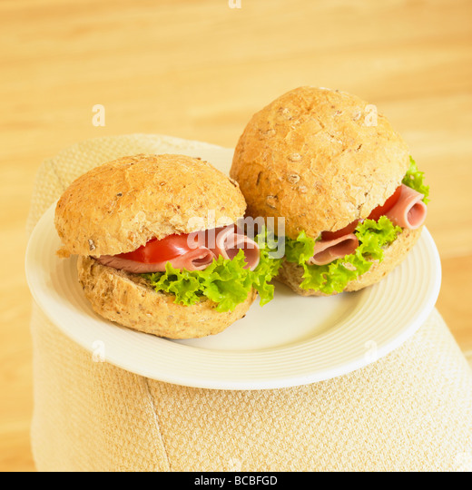 Healthy snack. - Stock Image