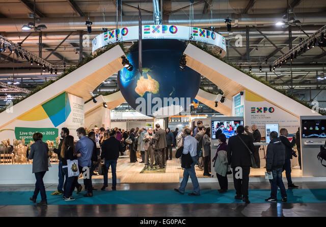 Best Stands Expo Milan : Fiera milano rho stock photos