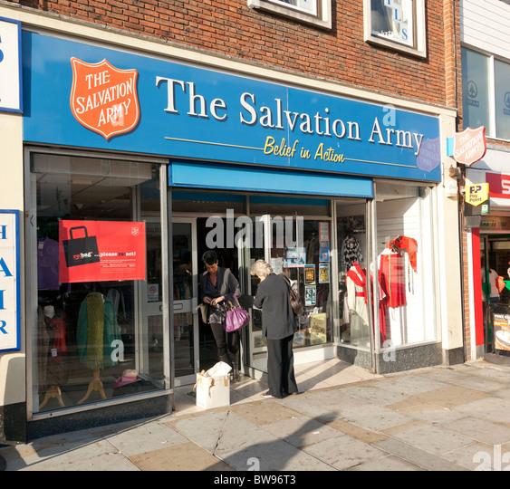 Salvation Army In Garden City