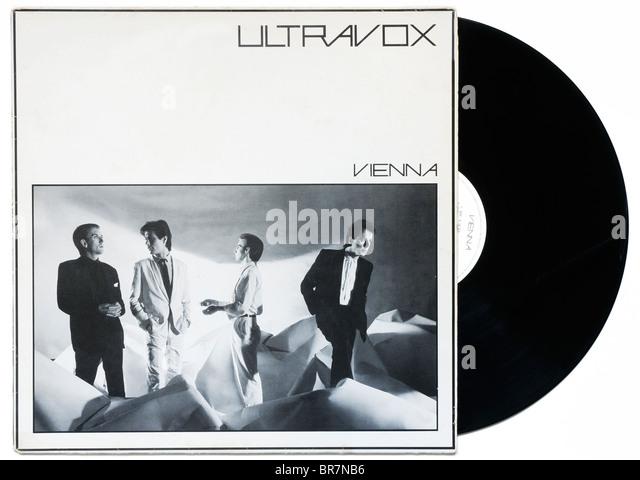 Ultravox vienna single cover