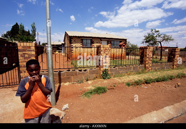 Soweto, Johannesburg, South Africa, Africa - Stock Image