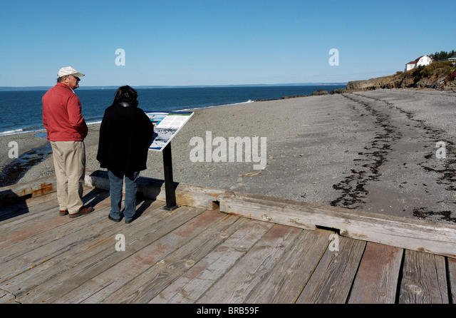 Fundy stock photos fundy stock images alamy for Minimalist house bay of fundy