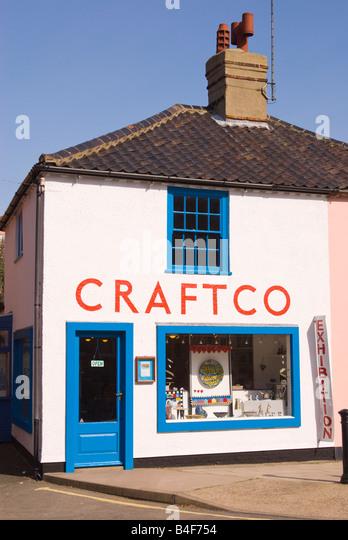Craft Shops In Warwickshire