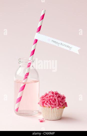 Happy birthday - Stock Image