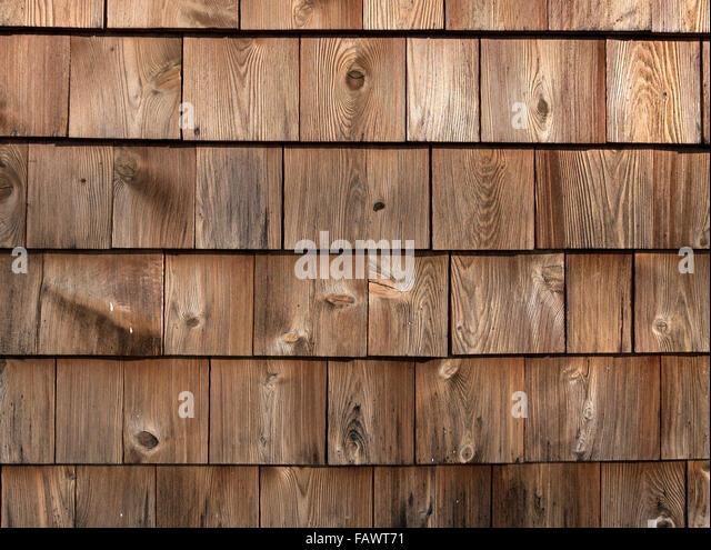 Exterior Wall Shingles : Cedar shingles siding stock photos