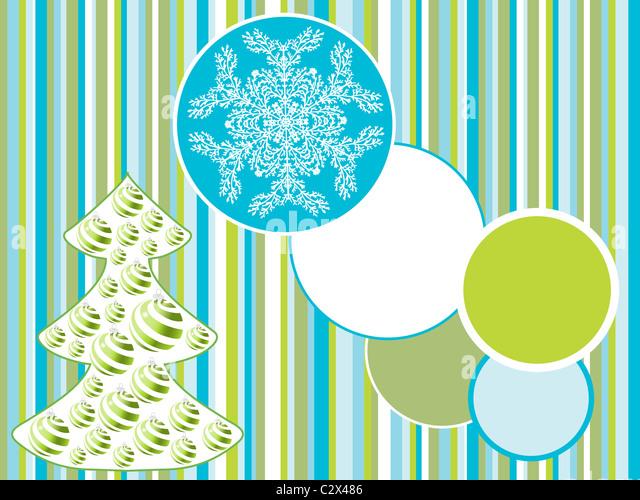 christmas tree backgrounds. holiday - Stock-Bilder