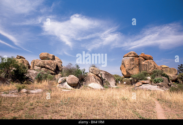Balancing Rocks Zimbabwe Stock Photos Amp Balancing Rocks