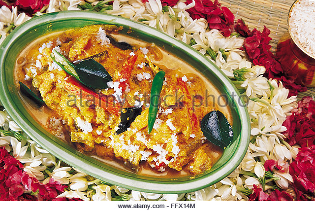 Kerala cuisine stock photos kerala cuisine stock images for Avial indian cuisine