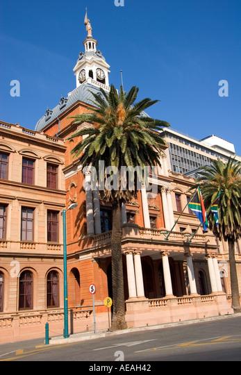 Pretoria City Church Square - Stock Image