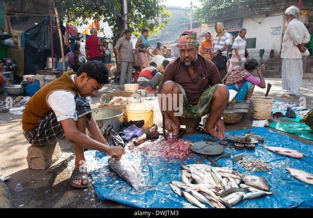 India west bengal kolkata open stock photos india west for Chinese fish market near me