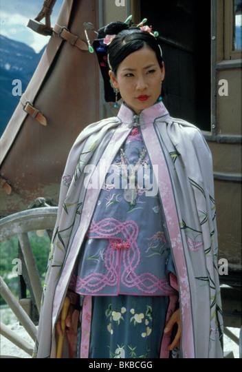 SHANGHAI NOON -2000 LUCY LIU - Stock Image