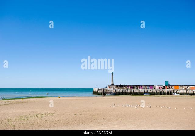 Main Sands beach, Margate, Kent, United Kingdom - Stock Image