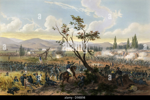 """the mexican american war 1846 1848 essay Mexican-american war, also called mexican war, spanish guerra de 1847 or guerra de estados unidos a mexico (""""war of the united states against mexico""""), war between the united states and mexico (april 1846–february 1848) stemming from the united states' annexation of texas in 1845 and from a dispute over whether texas ended at the nueces river (mexican claim) or the rio grande (us claim."""
