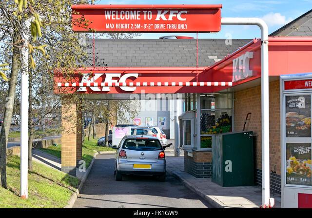 Kfc stock photos kfc stock images alamy for Cafe le jardin bell lane london