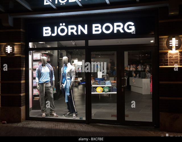 Bosch clothing store