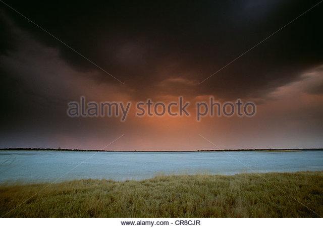 Nxai Pan National Park, Botswana - Stock Image