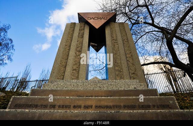 Jewish holocaust memorial paris stock photos jewish for Chaise us ww2